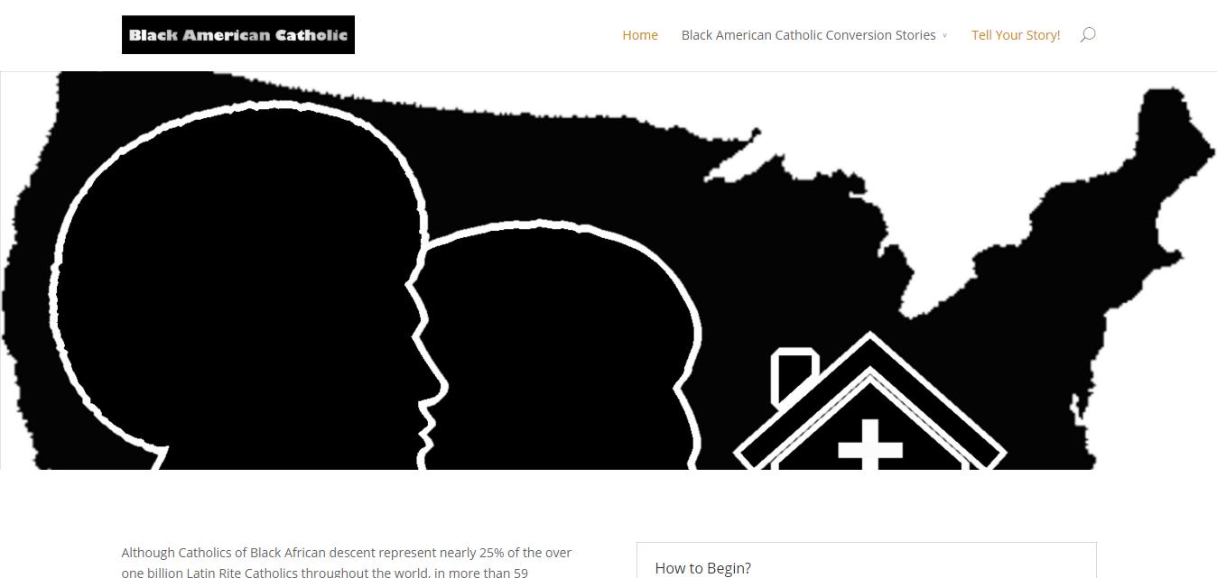 BlackAmericanCatholic.COM – Global – Religious: Data Collection/Presentation